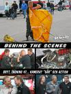 Take 46 - Behind the scenes